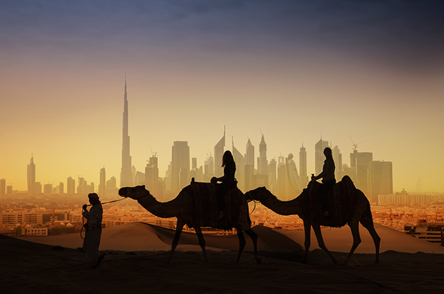 First class ticket: Dubai is the world's leading travel destination