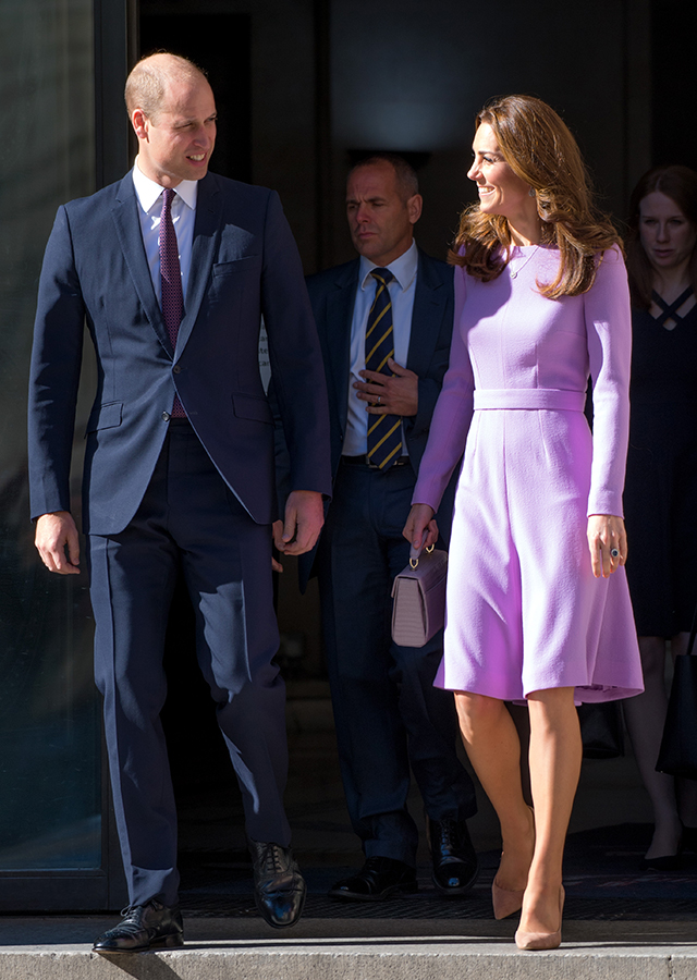The Duke and Duchess of Cambridge make rewearing outfits look so good (фото 1)