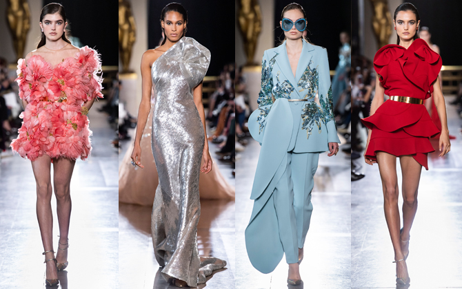 Paris Haute Couture Fashion Week S/S'19: Day three highlights (фото 1)