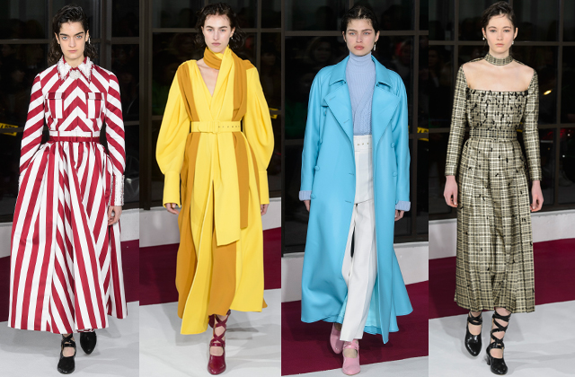LFW Fall/Winter 2018: Day 4 Highlights (фото 5)