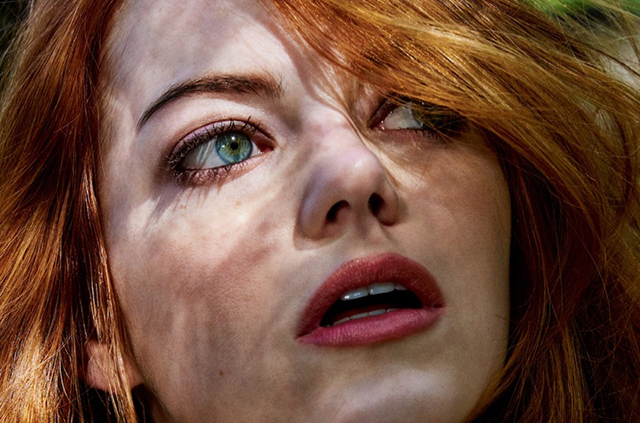 Emma Stone covers Interview magazine and opens up about Andrew Garfield