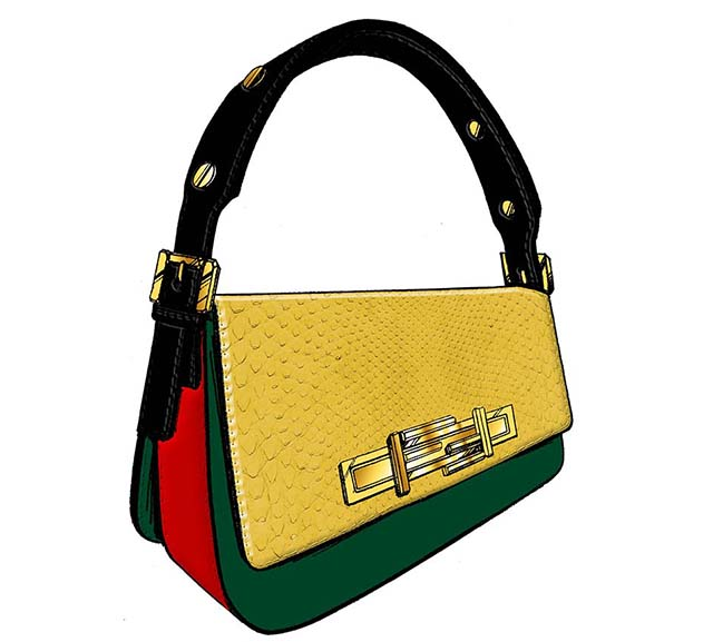 Fendi reveal collaboration with Rihanna, Sarah Jessica Parker and Jourdan Dunn for charity