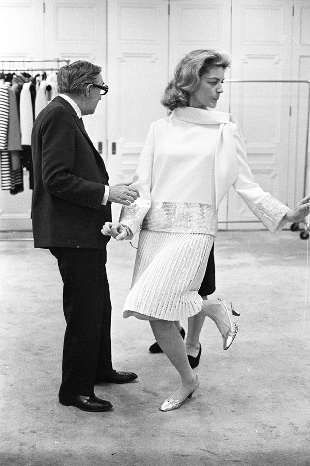 Fashion Designers Remember Lauren Bacall Buro 24 7