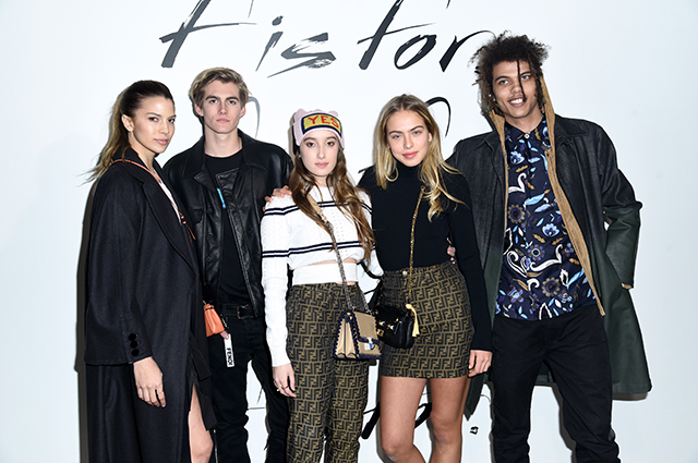 Fendi's F is for... event