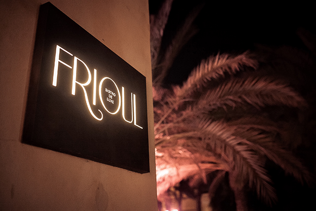 Frioul brunch and midnight brunch