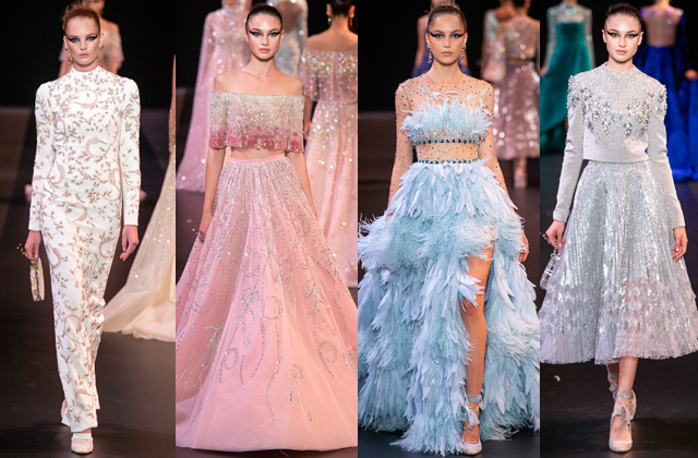 Paris Haute Couture Fashion Week F/W'18: Day two highlights (фото 3)