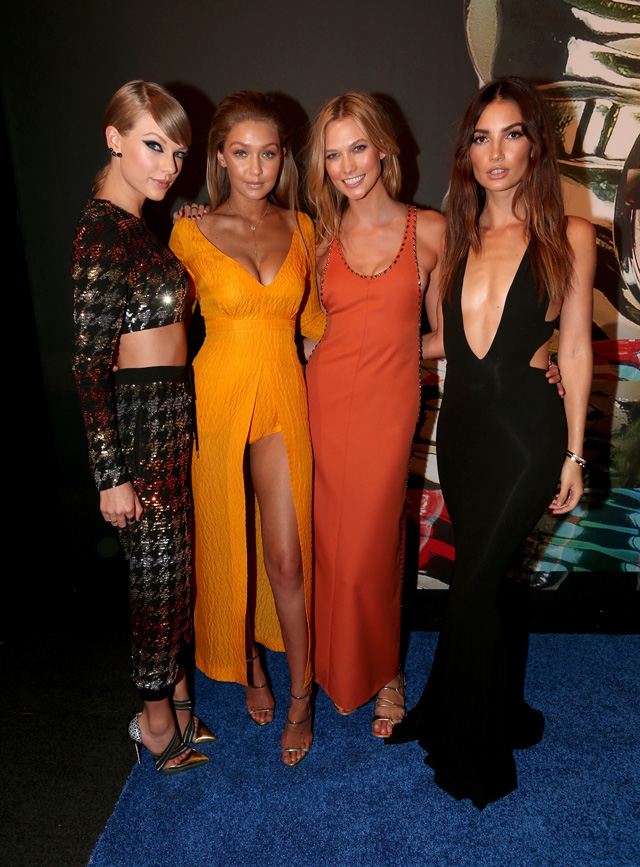 MTV VMAs 2015: The best of the red carpet