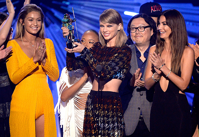 MTV VMAs 2015: The winners and performers (фото 3)