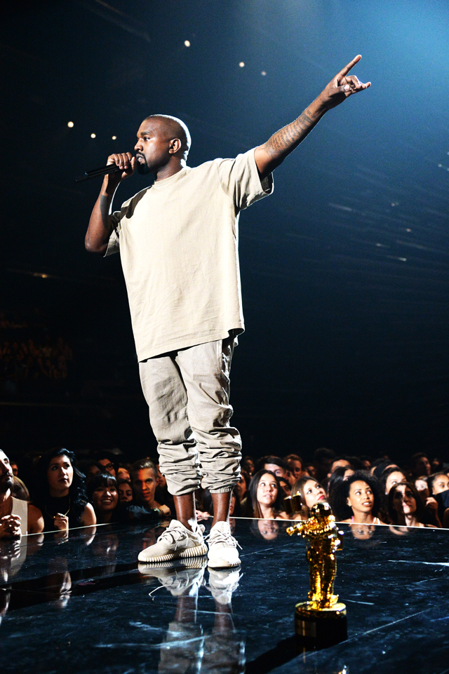 The Yeezy Boost wins Shoe of the Year