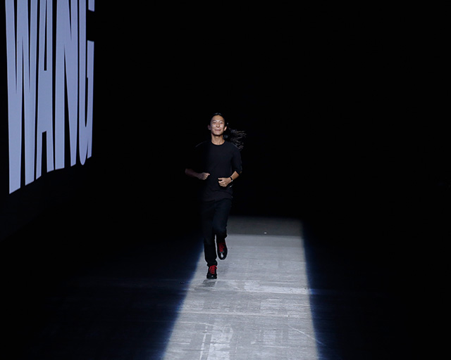 New York Fashion Week: Alexander Wang Spring/Summer 16