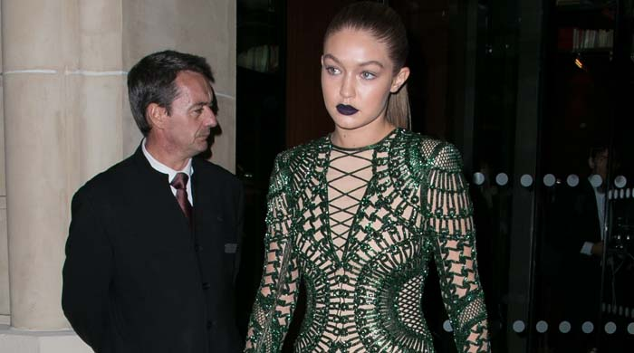 Must see: Kendall and Gigi step out at Paris Fashion Week party