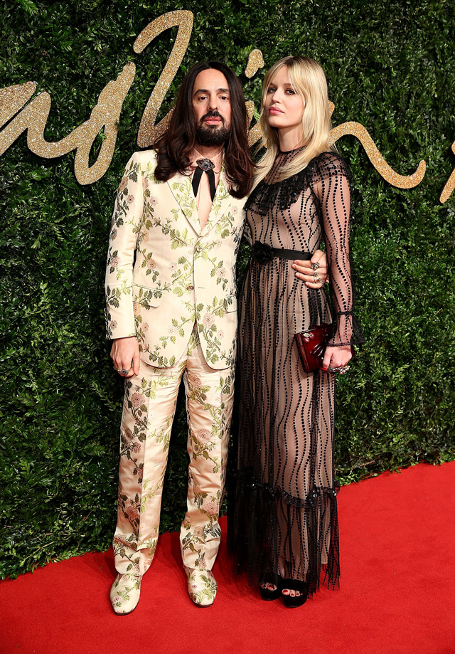 Welcome to the British Fashion Awards 2015