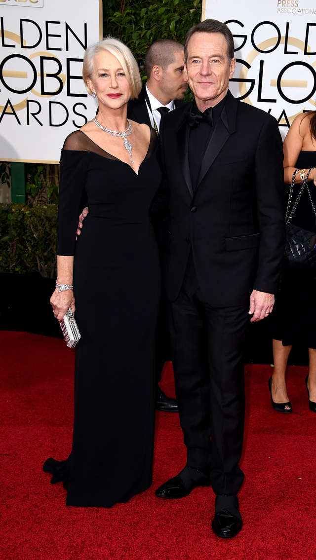 73rd Annual Golden Globes: Red carpet glamour