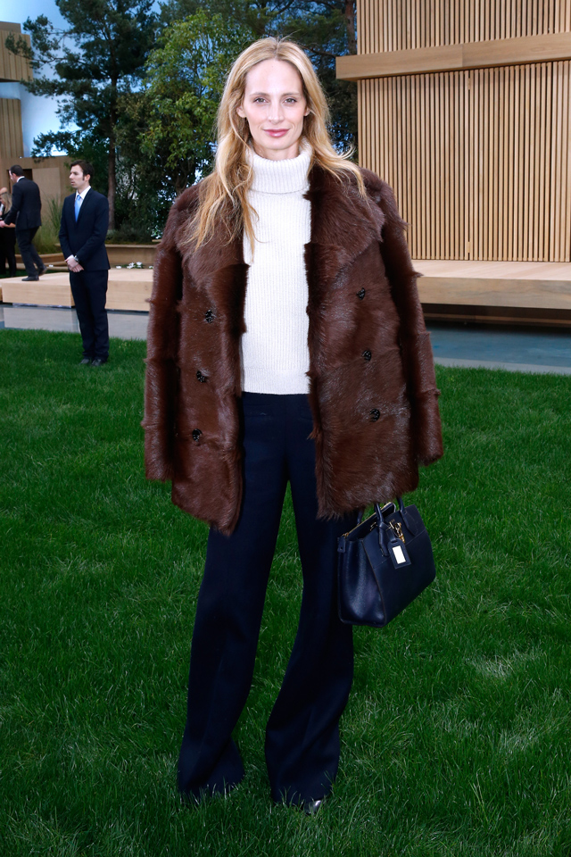 Lauren Santo Domingo at Chanel Couture SS16 Paris