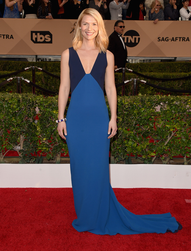 Red carpet: The 2016 Screen Actors Guild Awards (фото 10)