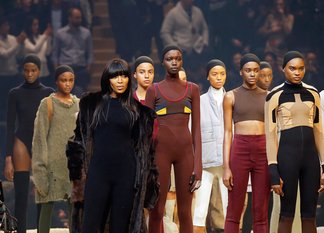 New York Fashion Week: Yeezy Season 3 (фото 1)