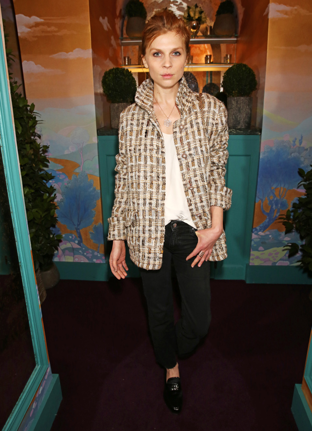 The Charles Finch And Chanel Pre-BAFTA Party (фото 9)