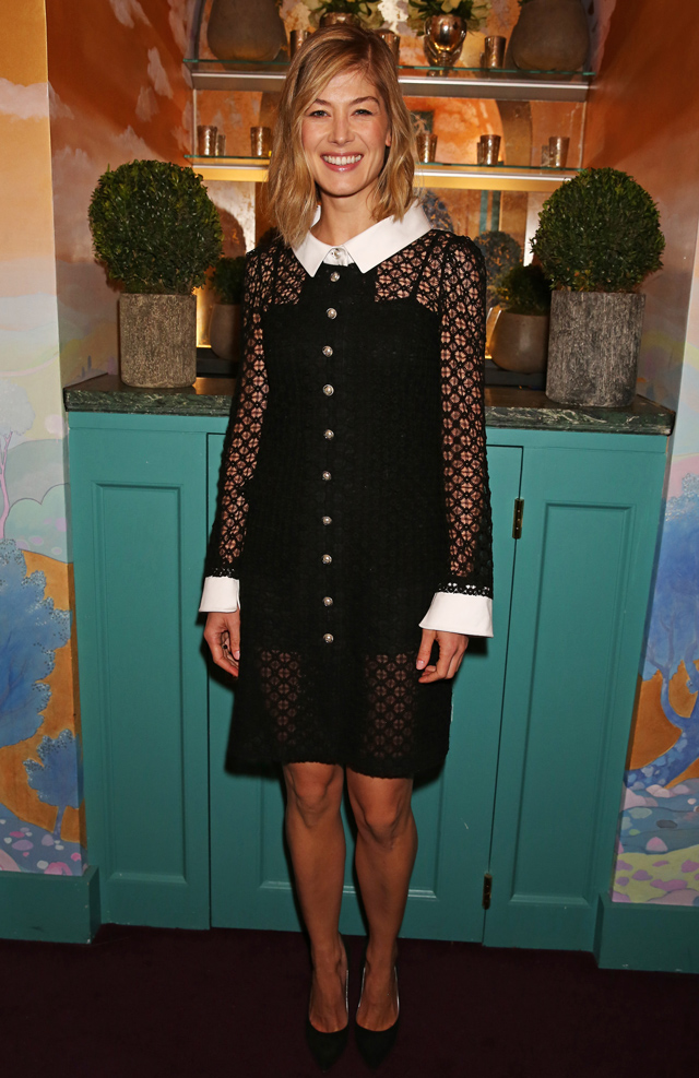 The Charles Finch And Chanel Pre-BAFTA Party