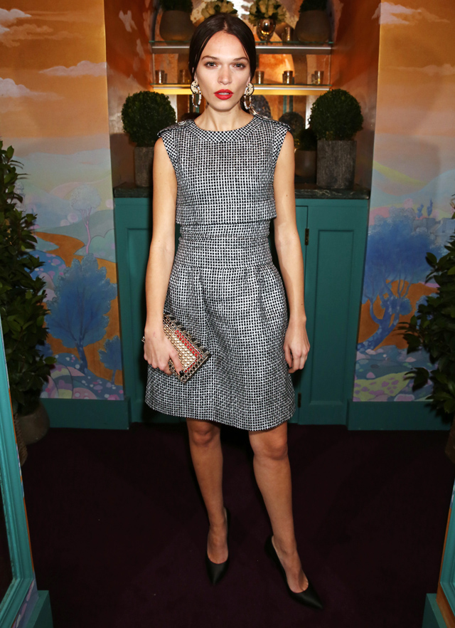 The Charles Finch And Chanel Pre-BAFTA Party (фото 17)