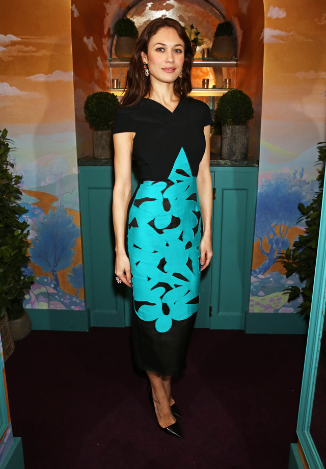 The Charles Finch And Chanel Pre-BAFTA Party (фото 15)