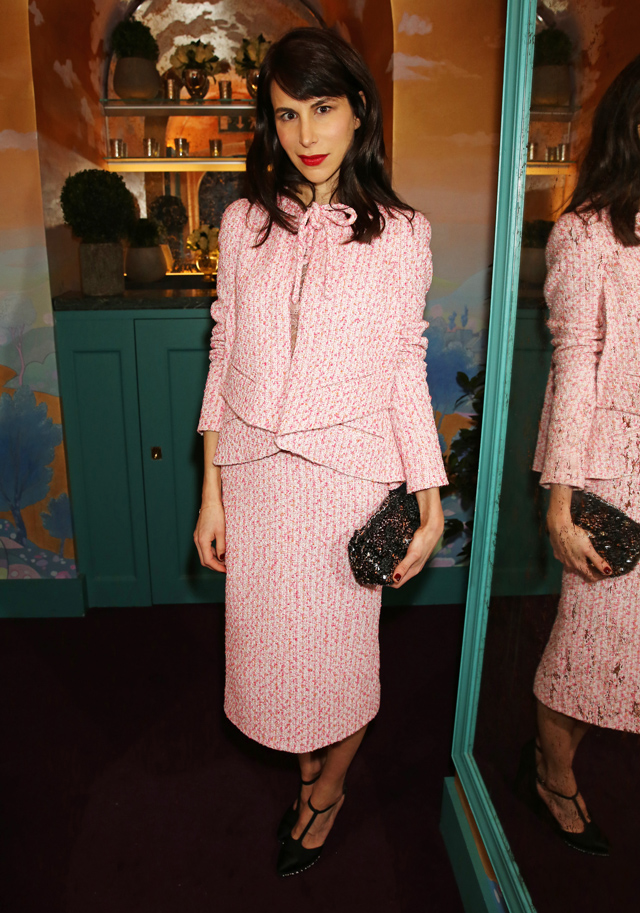 The Charles Finch And Chanel Pre-BAFTA Party (фото 14)