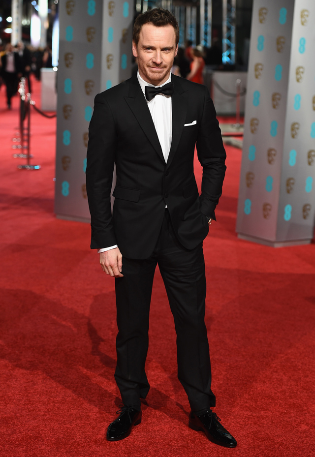 The 2016 British Academy Film Awards: Red carpet