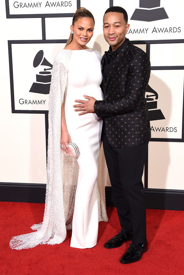 The 2016 Grammy Awards: Red carpet