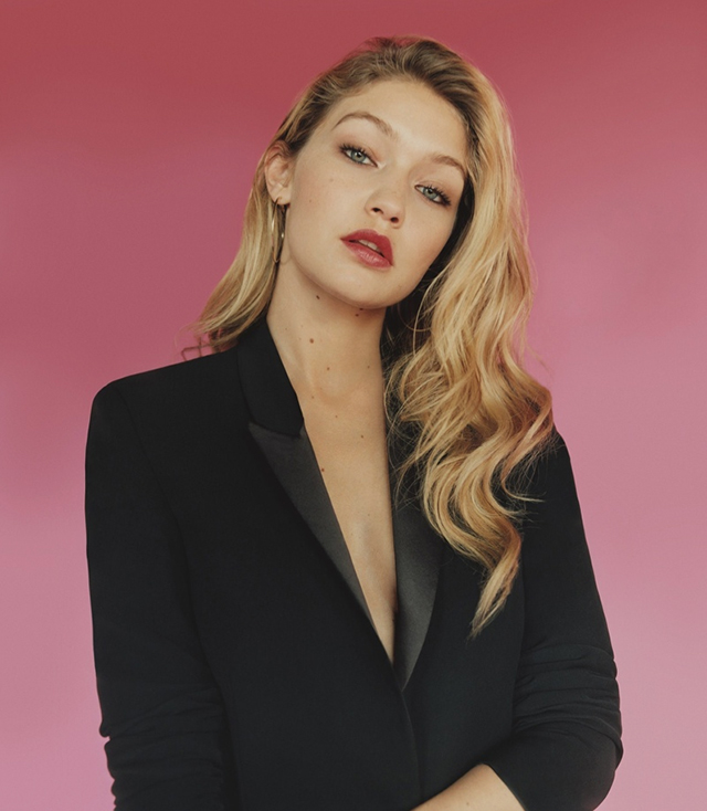 Gigi Hadid stars in Topshop campaign for AW15