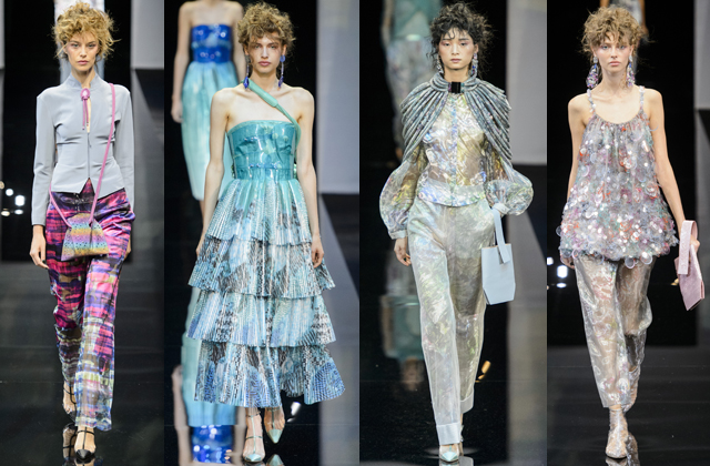 Milan Fashion Week S/S'19: Day five highlights (фото 2)
