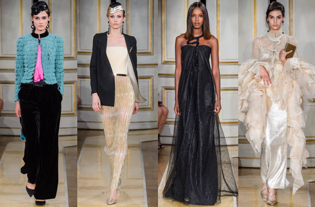 Paris Haute Couture Fashion Week F/W'18: Day three highlights (фото 4)
