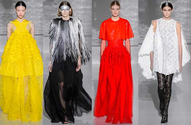 Paris Haute Couture Fashion Week S/S'19: Day two highlights (фото 4)