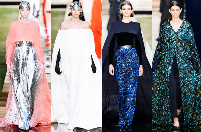 Paris Haute Couture Fashion Week F/W'18: Sonia Rykiel and Givenchy (фото 2)