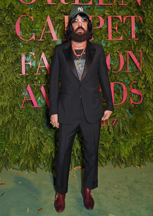 Inside the 2017 Green Carpet Fashion Awards (фото 3)