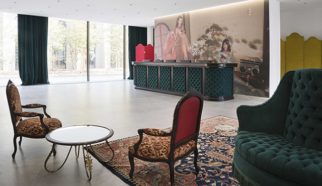 Now open: Gucci's head office in Milan