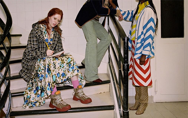 Gucci's Pre-Fall '18 campaign is finally here (фото 6)