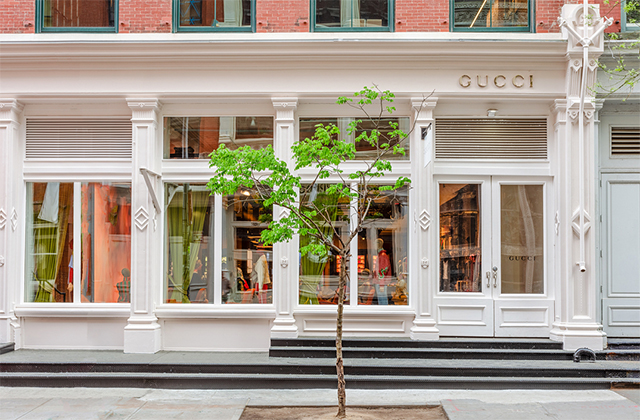 Gucci celebrates its first ever presence in SoHo with Gucci Wooster (фото 1)