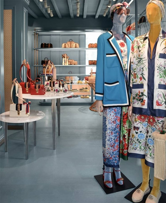 Six luxury fashion pop-up stores to visit this summer (фото 3)