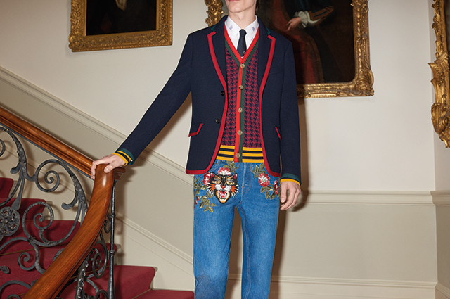 Gucci x Mr Porter capsule collection