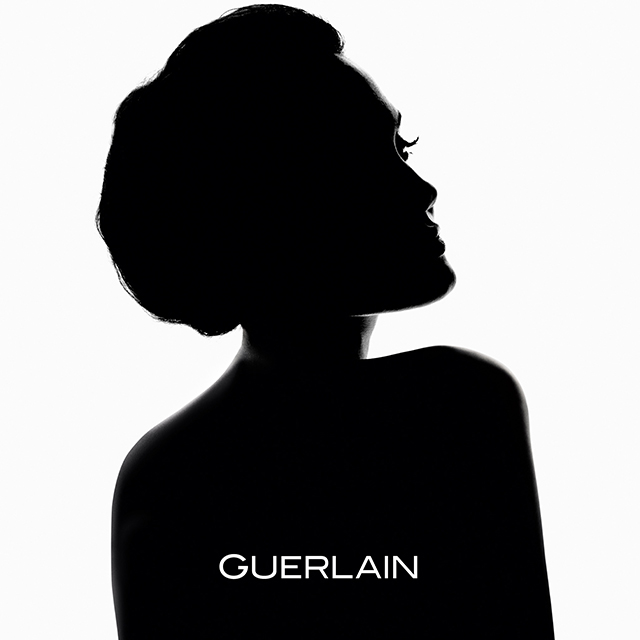 Angelina Jolie new face of Guerlain