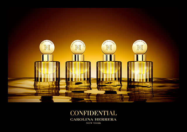 Herrera Confidential Fragances