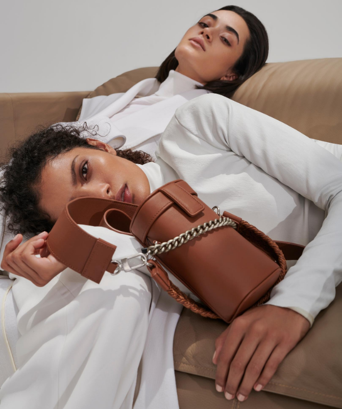 Dubai-based brands, Halm and Kristina Fidelskaya, team up for an exclusive collection (фото 2)