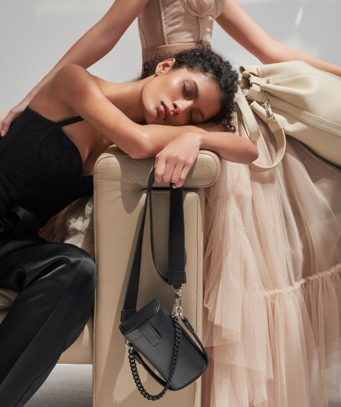 Dubai-based brands, Halm and Kristina Fidelskaya, team up for an exclusive collection (фото 1)