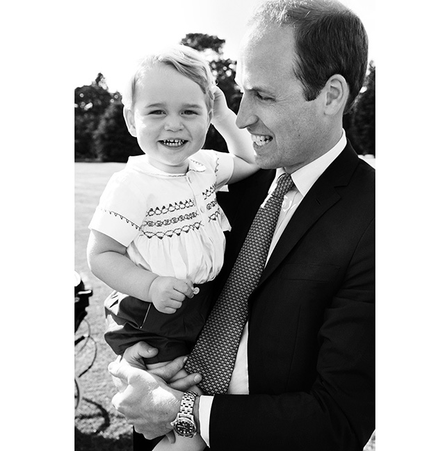 Happy 2nd Birthday Prince George: Palace releases adorable new image