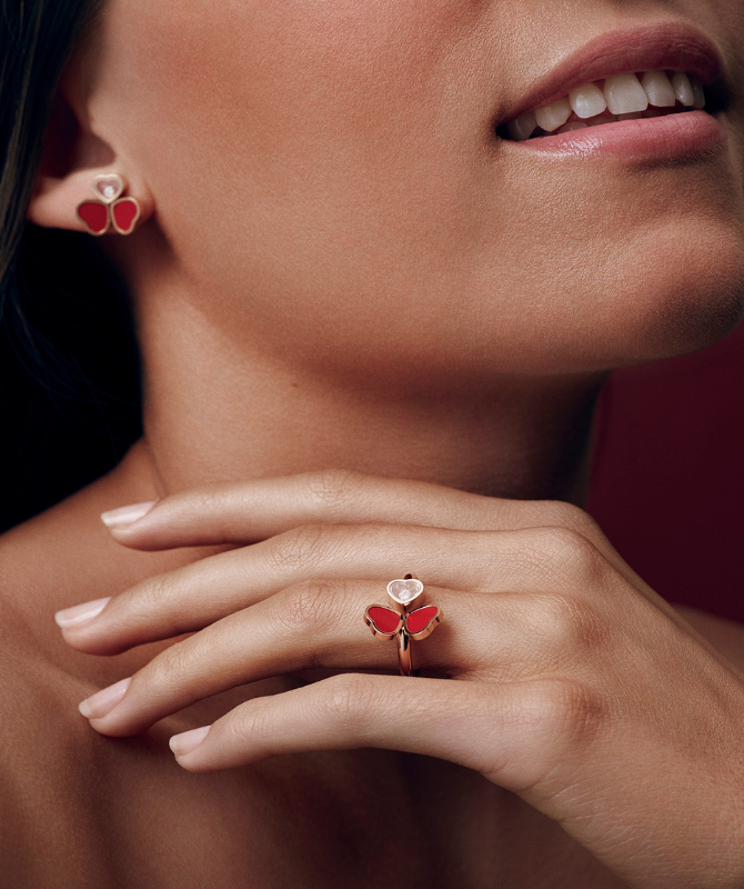 Why Chopard's Happy Hearts collection is an expression of supreme elegance (фото 1)