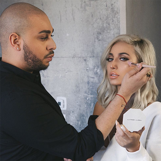 """It's rewarding to see the impact that we're having on women across the world"" – Fenty Beauty's Global Makeup Artist, Hector Espinal (фото 4)"