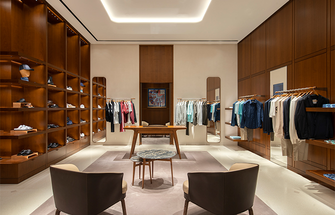 Open now: Hermès strengthens its presence in Kuwait with a new store (фото 2)