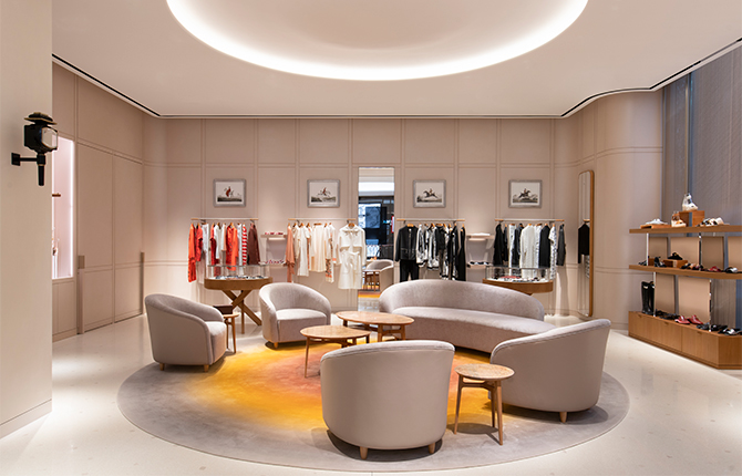 Open now: Hermès strengthens its presence in Kuwait with a new store (фото 4)