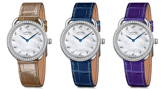 Hermes Arceau ladies collection