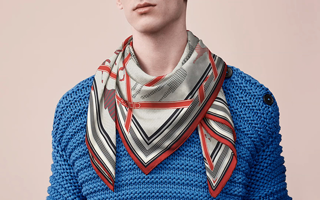 Man up: Hermès reveals three new designs