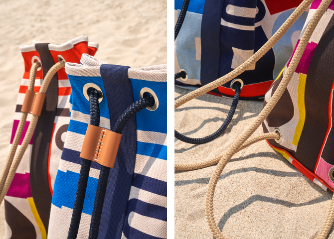 Hermès introduces one of summer's essential handbags (фото 2)